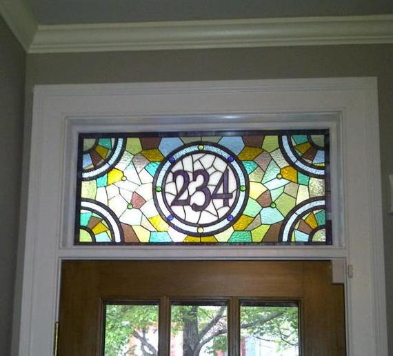 Am 23 Stained Glass Window Panel, Stained Glass Pictures